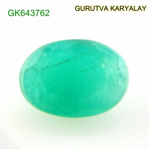 Ratti-2.80 (2.55 CT) Natural Green Emerald