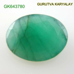 Ratti-3.60 (3.25 CT) Natural Green Emerald