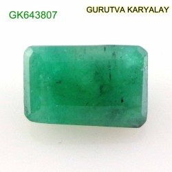 Ratti-4.37 (3.95 CT)  Natural Green Emerald