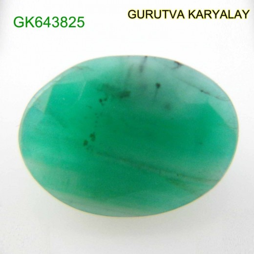 Ratti-4.68 (4.25 CT) Natural Green Emerald