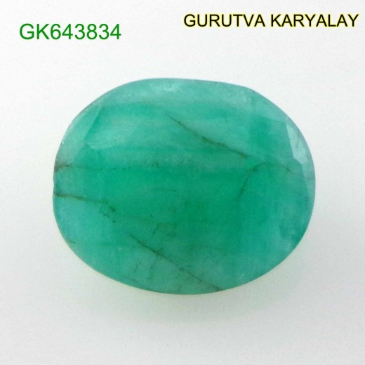 Ratti-4.69 (4.25 CT) Natural Green Emerald