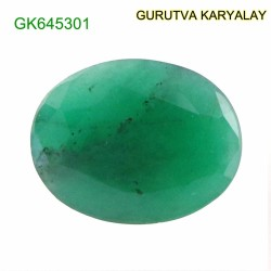 Ratti-3.81 (3.45 ct) Natural Green Emerald