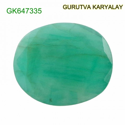 Ratti-10.65 (9.64 CT) Natural Green Emerald