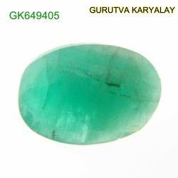 Ratti-4.15 (3.76 CT) Natural Green Emerald