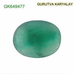 Ratti-3.71 (3.36 CT) Natural Green Emerald
