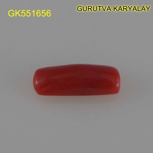 Ratti-3.81(3.45ct) Red Coral Lal Moonga