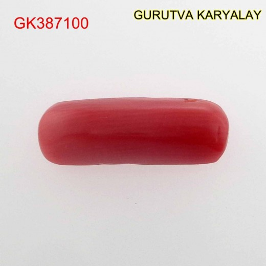 Ratti-3.53 (3.20 CT) Red Coral Lal Moonga