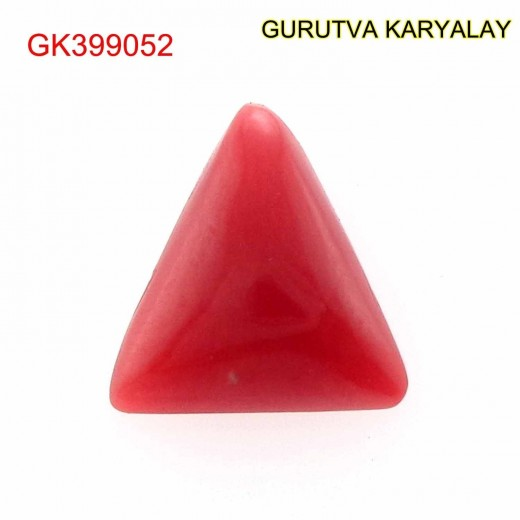Ratti-2.29 (2.07 CT) Red Coral Lal Moonga