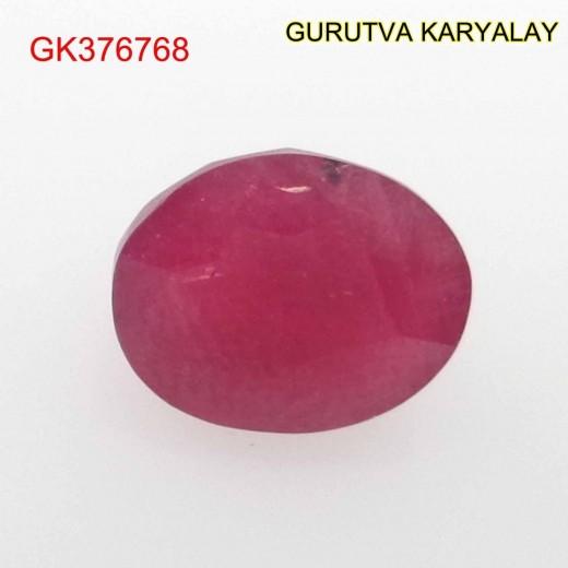 Ratti-5.08 (4.60ct) Natural Ruby (Manik)