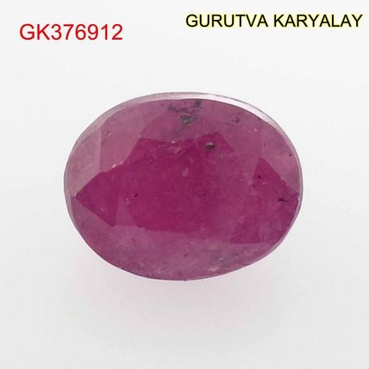 Ratti-6.02 (5.45 ct) Natural Ruby (Manik)