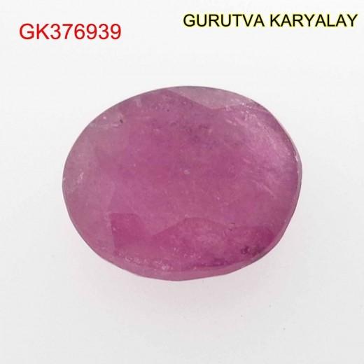 Ratti-6.53 (5.91 ct) Natural Ruby (Manik)