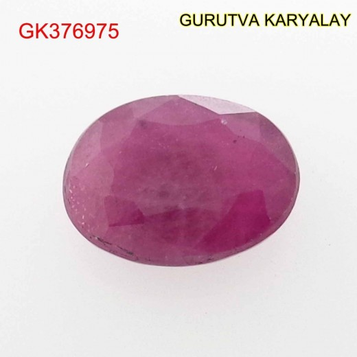 Ratti-4.45 (4.03 ct) Natural Ruby (Manik)