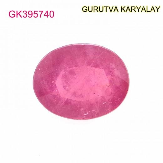 Ratti-5.44 (4.93ct) Natural Ruby (Manik)