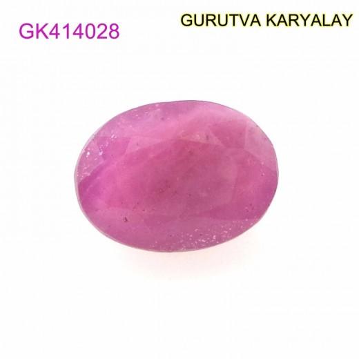 Ratti-4.47 (4.05 ct) Natural Ruby (Manik)