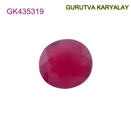 Ratti-4.02 (3.64 ct) Natural Ruby (Manik)