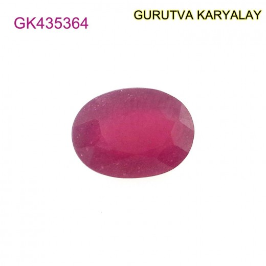 Ratti-4.36 (3.95 ct) Natural Ruby (Manik)