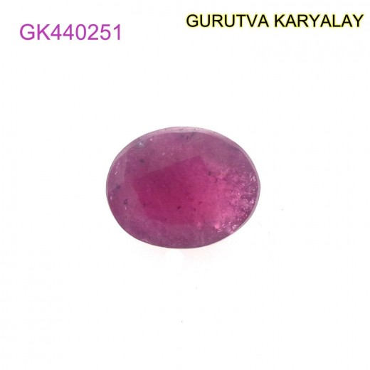Ratti-4.59 (4.16 ct) Natural Ruby (Manik)