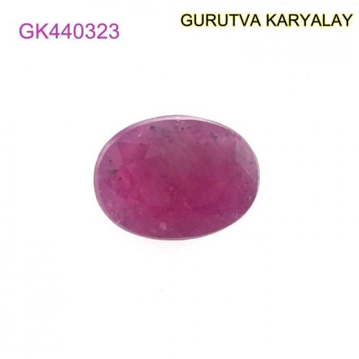 Ratti-5.95 (5.39 ct) Natural Ruby (Manik)