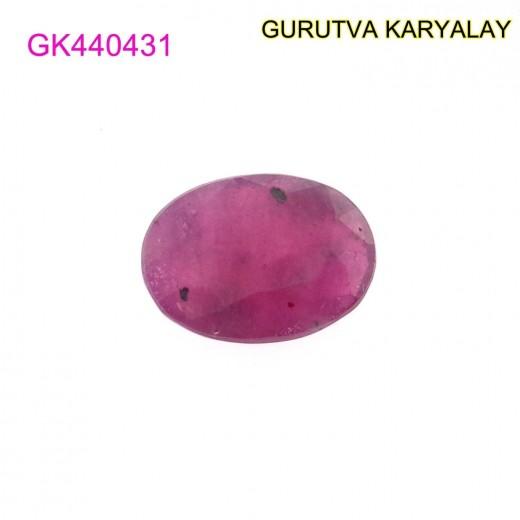 Ratti-4.69 (4.25 ct) Natural Ruby (Manik)