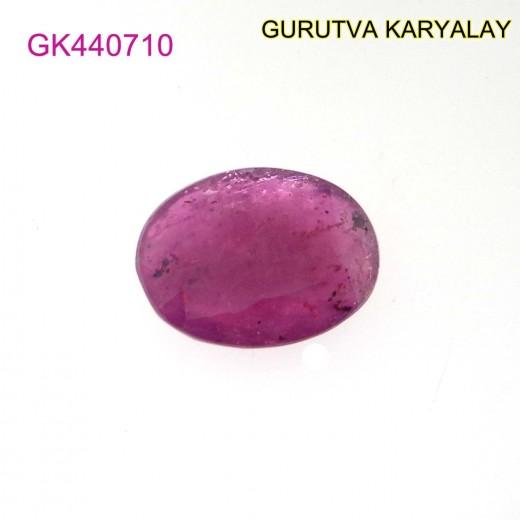 Ratti-4.57 (4.14 ct) Natural Ruby (Manik)