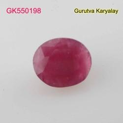 Ratti:5.84(5.29ct) Natural Ruby (Manik)