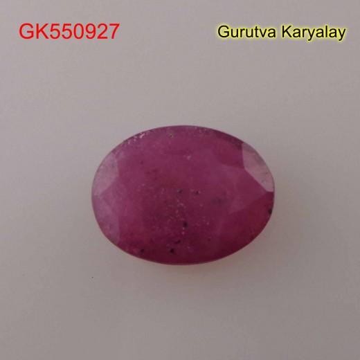 Ruby - 5.45 Carat (Ratti-6.04) Manik