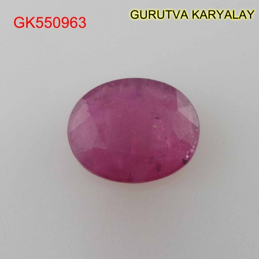 Ruby - 5.30 Carat (Ratti-5.85) Manik