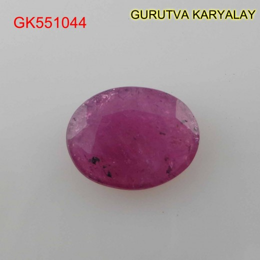 Ratti:5.14(4.65ct) Natural Ruby (Manik)