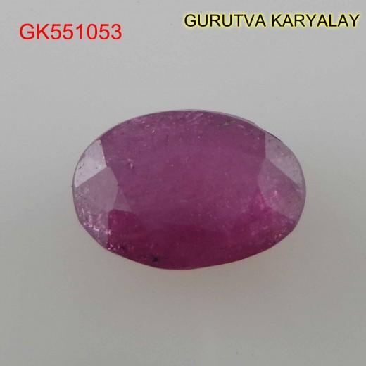 Ruby - 6.50 Carat (Ratti-7.20) Manik
