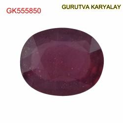 Ratti:5.77 (5.25ct)Natural Ruby (Manik)
