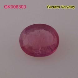 Ratti:5.95(5.45ct)Natural Ruby (Manik)