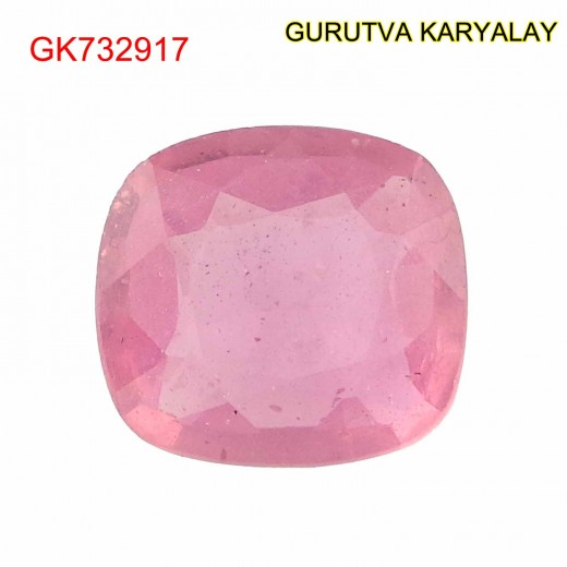 Ratti-4.06(3.70ct) Natural Ruby (Manik)