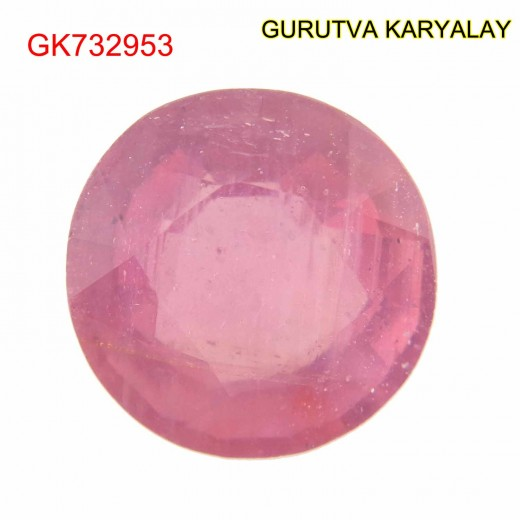Ratti-7.11(6.44ct) Natural Ruby (Manik)