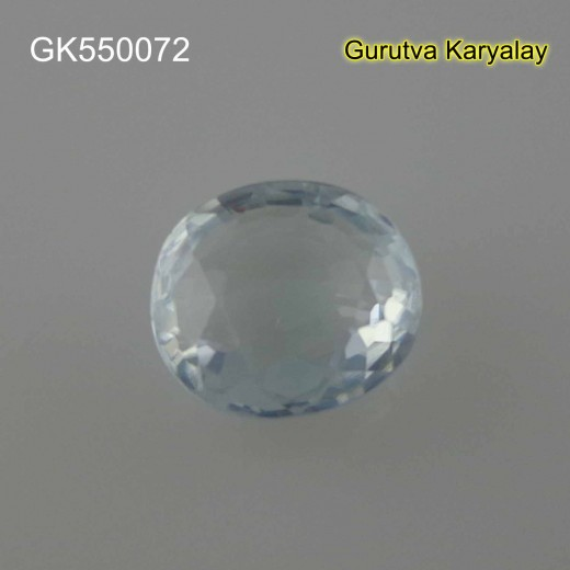 Ratti-4.78 (4.34ct) Real White Zircon