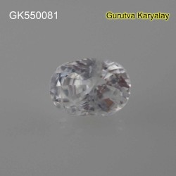 Ratti-4.17 (3.78ct) Real White Zircon