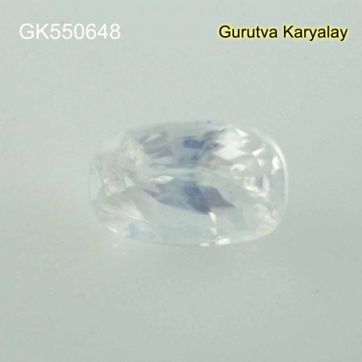 Ratti-5.00(4.52ct) Real White Zircon