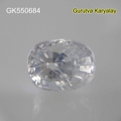 Ratti-4.78(4.33ct) Real White Zircon