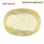 Ratti-6.85 (6.20 CT) Yellow Sapphire Pukhraj Exclusive Collection