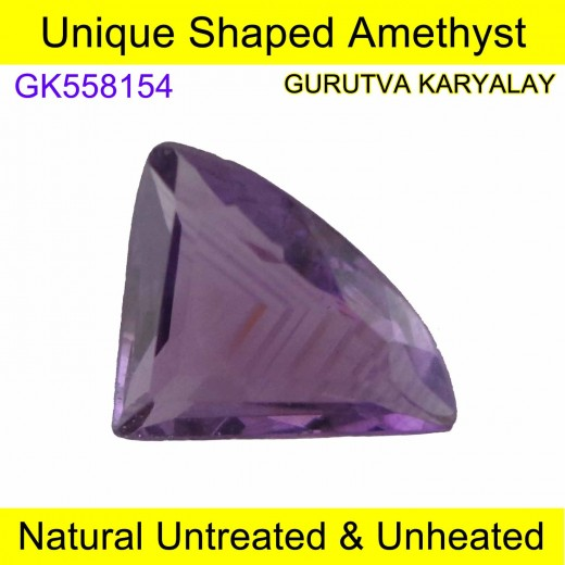 Ratti-3.81 (3.45ct) Amethyst