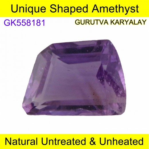 Ratti-5.01(4.55ct) Amethyst