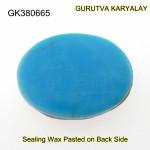 Ratti-10.55 (9.55 ct) Natural Firoza (Turquoise)