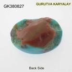 Ratti-10.71 (9.70 ct) Natural Firoza (Turquoise)