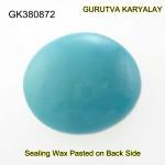 Ratti-11.87 (10.75ct) Natural Firoza (Turquoise)