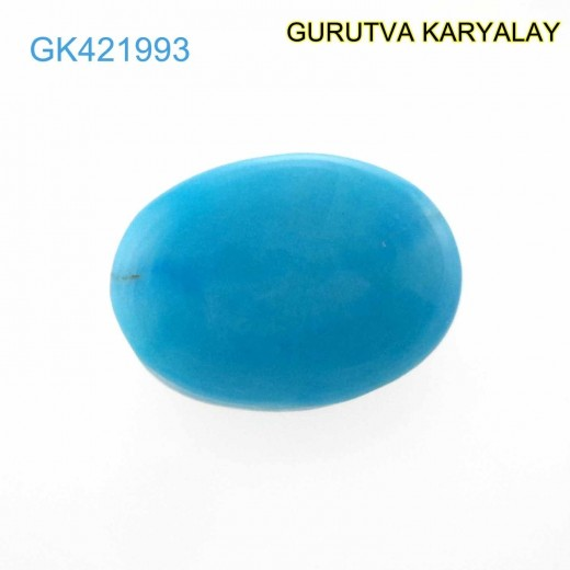 Ratti-12.54 (11.35ct) Natural Firoza (Turquoise)