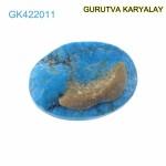 Ratti-11.64 (10.54ct) Natural Firoza (Turquoise)