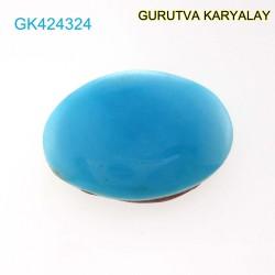 Ratti-10.08 (9.13 ct) Natural Firoza (Turquoise)