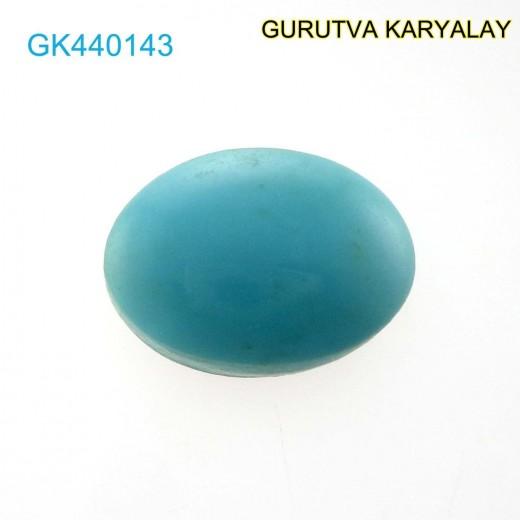 Ratti-9.82 (8.89 ct) Natural Firoza (Turquoise)