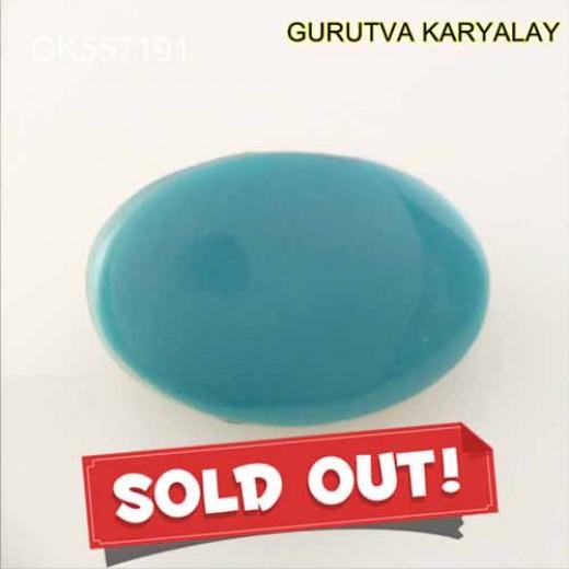 Ratti-9.50 (8.60ct) Natural Firoza (Turquoise)