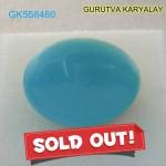 Ratti-8.65 (7.85 Ct) Natural Firoza (Turquoise)