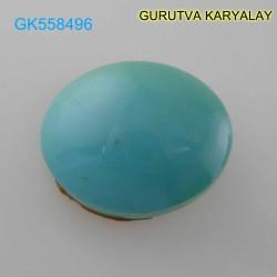Ratti-11.00 (10.00 Ct) Natural Firoza (Turquoise)